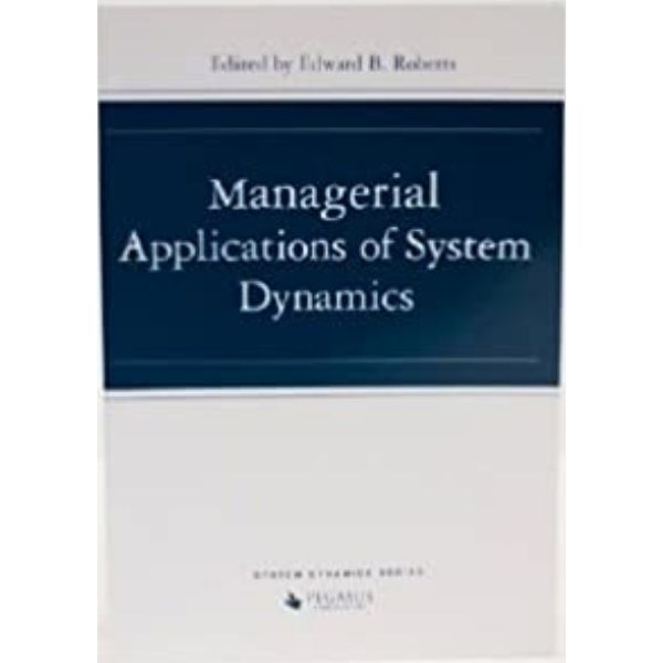 Managerial Applications of System Dynamics book cover