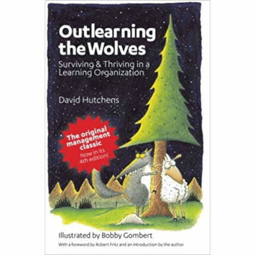 Outlearning the Wolves Book