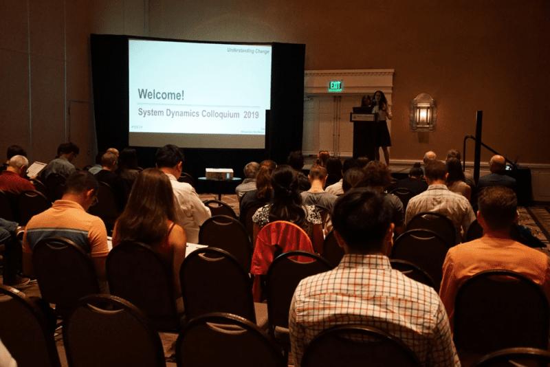 International System Dynamics Conference Plenary Session