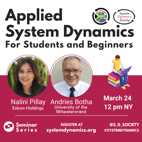 Applied System Dynamics for Students and Beginners