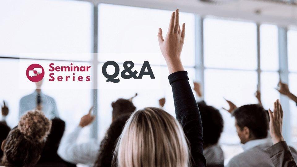 Webinar Q&A | Local Level COVID Models