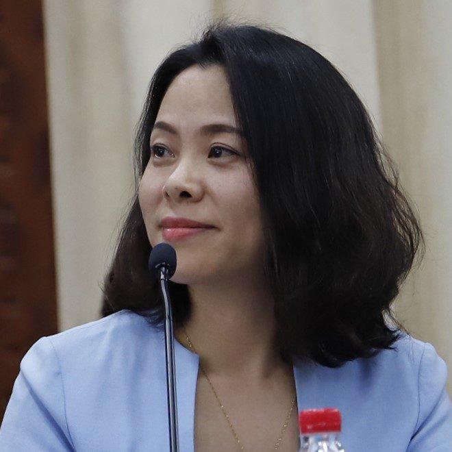 阎海燕 Helen Yan