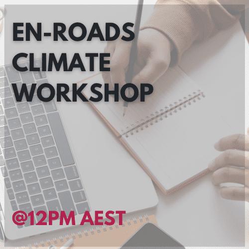 Webinar: En-ROADS Climate Workshop