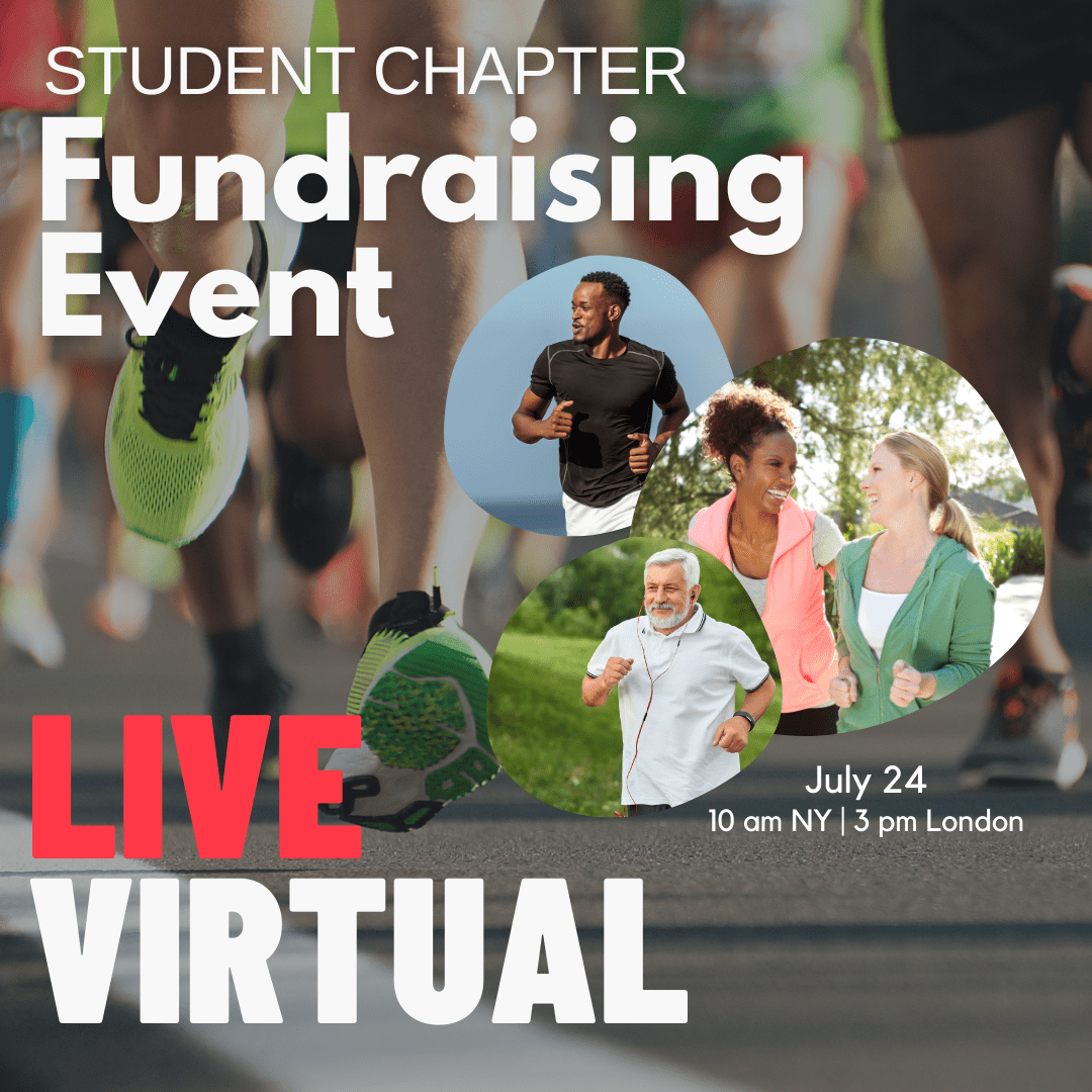 Fundraising event for system dynamics student chapter