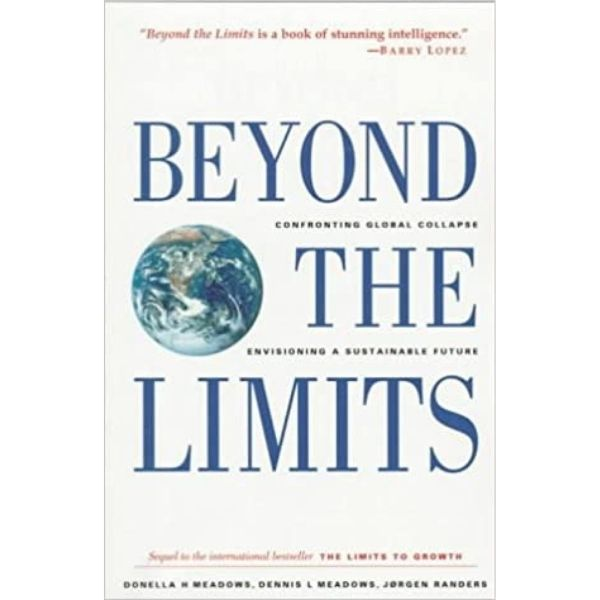 Beyond the Limits by Donella Meadows. Sustainability and climate change.