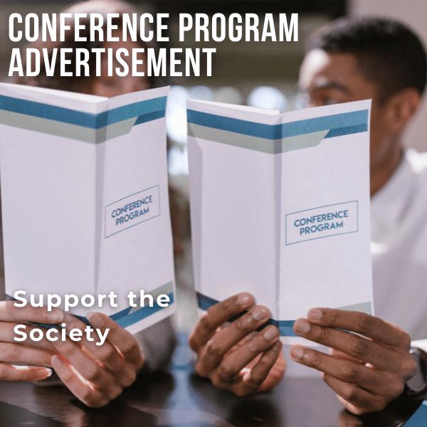 Conference Program Ad