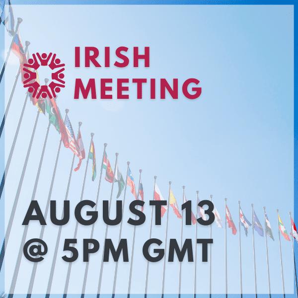 Irish Meeting