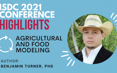 ISDC 2021 Highlights: Agricultural and food modelers produce a crop of conference contributions