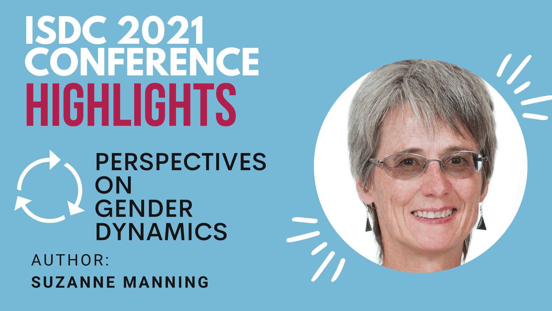 ISDC 2021 Highlights: Connecting Perspectives on Gender Dynamics