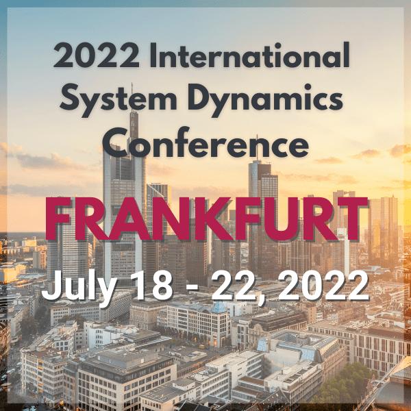 2022 International System Dynamics Conference