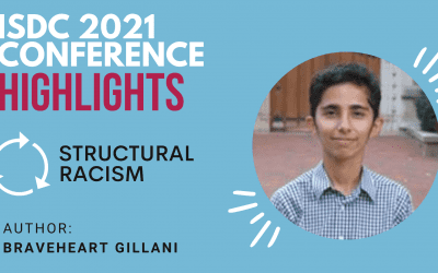 ISDC 2021 Highlights: Tackling Structural Racism with Modeling