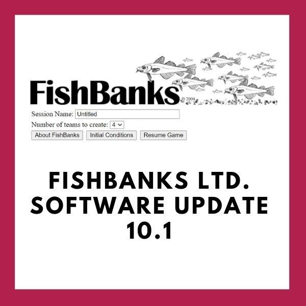 FishBanks Ltd Game Software Update